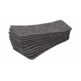 Keičiamos servetėlės magnetinės lentos valikliui 2x3, Slim, pakuotėje 10 vnt.