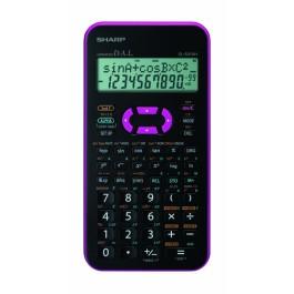 Mokslinis skaičiuotuvas Sharp SH-EL531XHPK, juodai/rožinės spalvos korpusas