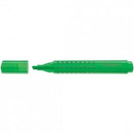 Teksto žymeklis Faber-Castell GRIP, žalios spalvos, 1 - 5mm
