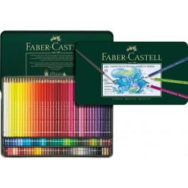 Spalvoti akvareliniai pieštukai Faber-Castell Albrecht Dürer , 120 spalvų (P)