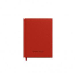 Pedagogo knyga 2019/2020m, 120x195mm, raudonos spalvos (P)