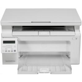 HP LaserJet Pro MFP M130nw komplektas su analogine X talpos kasete