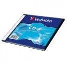*Vienkartinio įrašymo diskas Verbatim CD-R, 700MB, 52x, Extra Protection, plona dėžutė