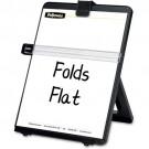 Dokumentų laikiklis Fellowes, pastatomas, juodos spalvos (P)