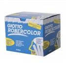 Kreida Fila Giotto Robercolor, apvali, 10vnt., baltos spalvos (P)