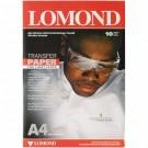 Fotopopierius Lomond InkJetTermorans, A4, tamsiai medžiagai, 10 lapų