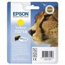 Rašalo kasetė Epson Nr. T0714 orginalas (P)