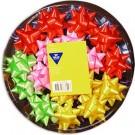 Kaspinėlis dovanoms, 50mm, įv.spalvų