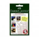 Montavimo kvadratėliai Faber-Castell Tack-It, 50g, baltos spalvos
