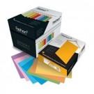 Spalvoto biuro popieriaus Fashion rinkinys, A4, 80g/m2, 7 ryškios spalvos po 10 lapų