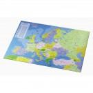 Patiesalas-žemėlapis rašymui Europa 40x53cm