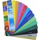 Spalvotas popierius Kreska, A4, 170g, 20 lapų, šviesiai žalios spalvos
