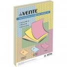 Spalvotas popieriaus deVENTE rinkinys, A4, 80g, 100 lapų, 5 pastelinės spalvos