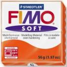 Modelinas Fimo, 56g, oranžinės spalvos