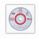 Vienkartinio įrašymo diskas Extreme DVD-R, 4,7GB, 16x, popieriniame vokelyje, 1vnt