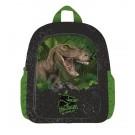 *Kuprinė darželinukams PP Karton, T-Rex, tamsiai žalios spalvos