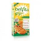 Sausainiai Belvita, su riešutais ir medumi, 300g