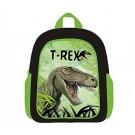 *Kuprinė darželinukams PP Karton, T-Rex, šviesiai žalios spalvos