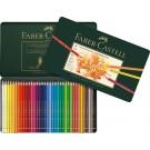 Spalvoti pieštukai Faber Castell Polychromos Art&Graphic, 36 spalvų (P)