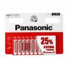 Elementai Panasonic Red Zinc, R03RZ AAA, 10vnt
