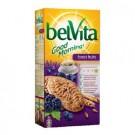 Sausainiai Belvita, miško uoga, 300g