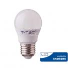 LED lemputė 5,5W V-TAC,E27,  Burbulo formos, EL13.1