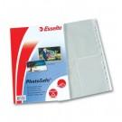 Įmautės nuotraukoms Esselte, A4, 4 kišenės, 10x15cm, skaidri, 25vnt