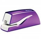 Elektrinis segiklis Leitz Wow, sega iki 10 lapų, violetinės spalvos (P)