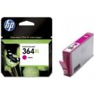 Rašalo kasetė HP CB324EE, Nr, 364XL, purpurinė, 750 psl, originalas (P)