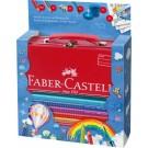 Rinkinys tapybai Faber-Castell Jumbo Grip (P)