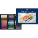 Pastelinės kreidelės Faber-Castell Goldfaber, 36 spalvos