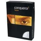 Popierius su vandens ženklais Conqueror Texture Laid brilliant white, A4, 100g, 500 lapų (P)
