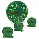 *Laikrodis mokomasis Linex ACTIVE LEARNING, rinkinys: 1didelis, 24 maži laikrodžiai, 400065135 (P)