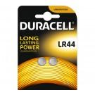 Elementai Duracell lr44/A76 2vnt. blisteryje Long lasting power