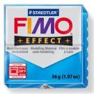 Modelinas Fimo, 56g, skaidrios mėlynos spalvos