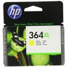 Rašalo kasetė HP CB325EE, Nr, 364XL, geltona, 750 psl, originalas (P)