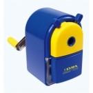 Mechaninis drožtukas Lyra, plastikinis, mėlynos spalvos