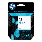 *Rašalas HP C4815A No.13 mėlynas 14ml (BIJ 1000)