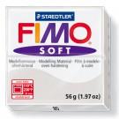 Modelinas Fimo, 56g, pilkos spalvos