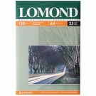 Fotopopierius Lomond Matt DS, A4, 130g, 25 lapai